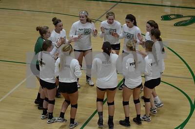 Clear Lake vs St. Edmond volleyball