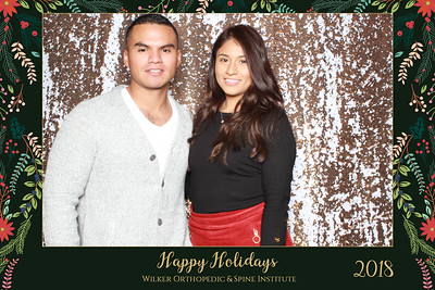 Wilker Orthopedic Holiday Party