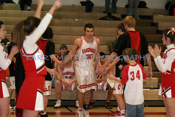 Lawson vs Lathrop Boys Varsity 08