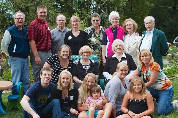 Lilko_Barko_Benish Family Reunion 2012