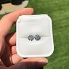 4.08ctw Old European Cut Diamond Pair, GIA I VS2, I SI1 32