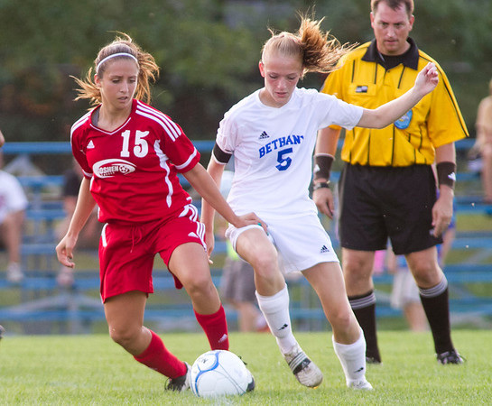 Goshen vs. Bethany Christian Soccer