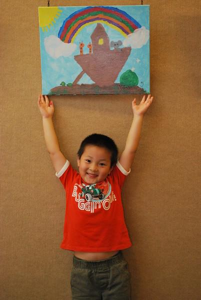 Artist Reception for Dawson Weekday Program's Bible Story & Brush Strokes #2.jpg