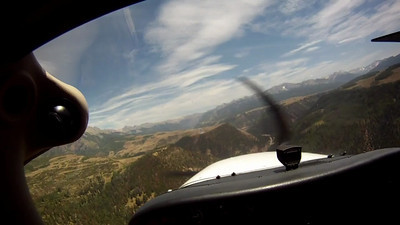 Landing Telluride, CO