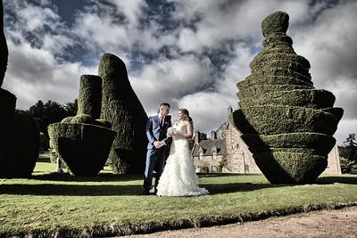 Rhys & Angela - Wedding shoot