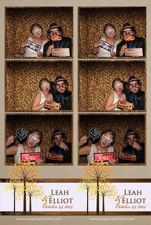 2014-10-24 Leah & Elliot's Wedding