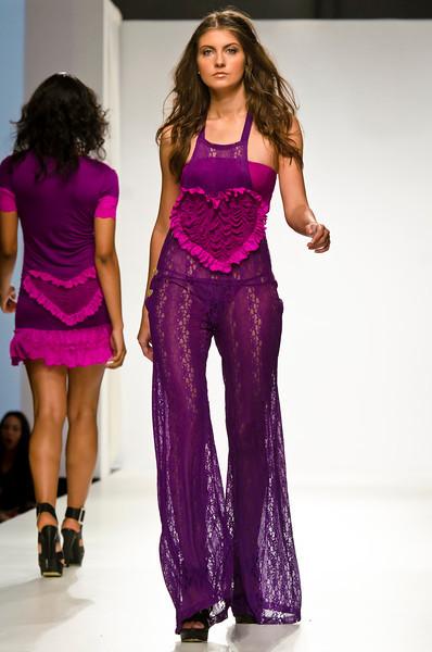 Kelly Nishimoto LAFW 2011