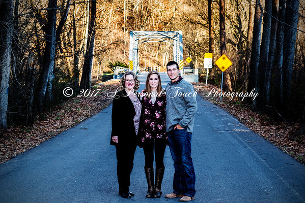 Adrienne and family 2017