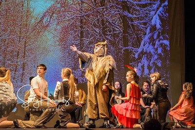 The Lion, the Witch and the Wardrobe (Advanced cast)