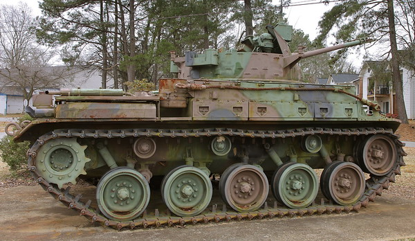 SCANG Armory - Williamston, SC - M42