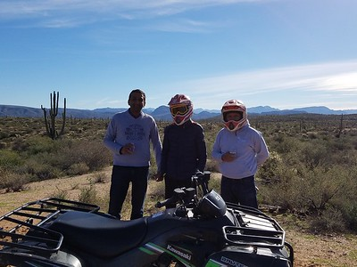1-4-17 am atv tour Dustin