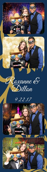 Roxanne and Dillon Farfan Wedding