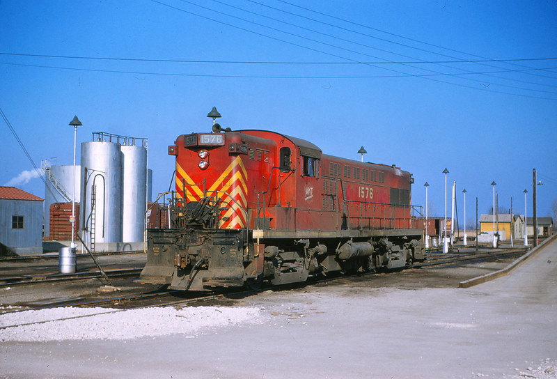 KATY - Missouri - Kansas - Texas Railroad