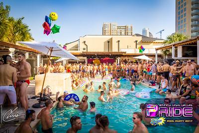 SHINE | Dallas Pride Pool Party 2017