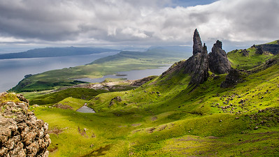 Storr Lochs: the hidden funicular on Skye