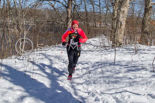 Belleville 10k Trail Race 6 Mile