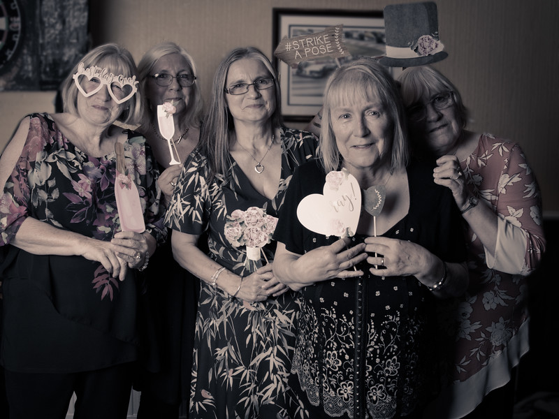 Photo Booth Style Fun - Parties & Weddings