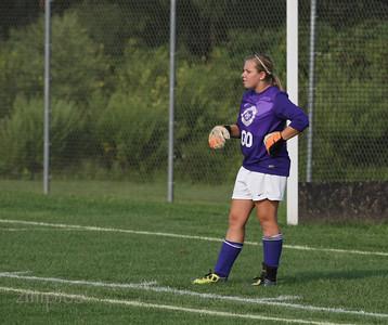 Girls Soccer fall 2012