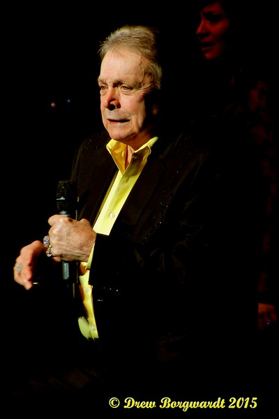 Mickey Gilley at Shoctor Theatre 041
