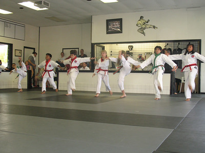 11-15-2008 Red Belt Testing