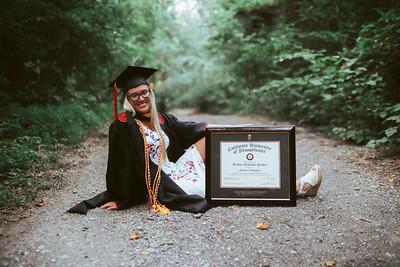 Brittni Souder | Masters Degree