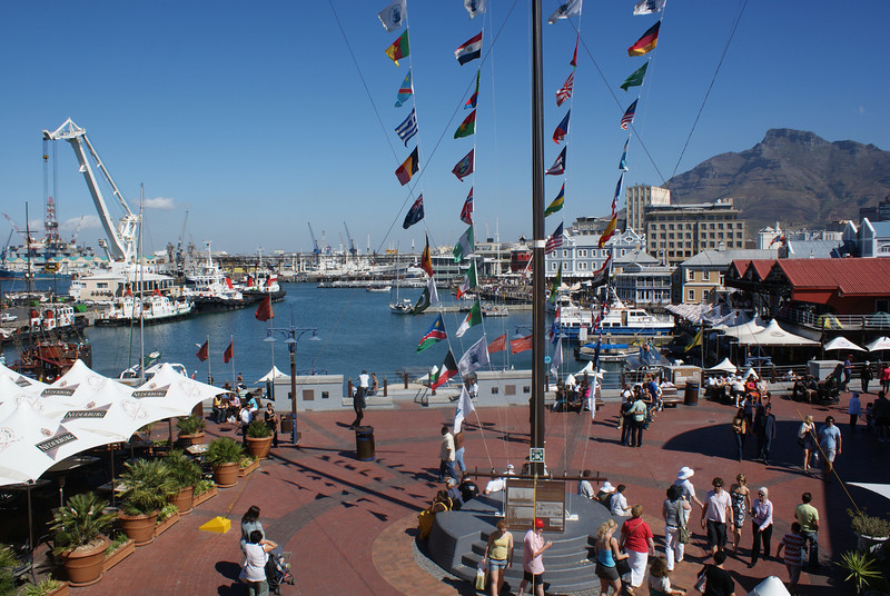 Cape Town Waterfont.