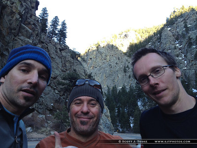 Boulder Canyon, March 6th