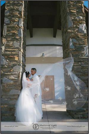 Alex + Antoinette Wedding Teaser