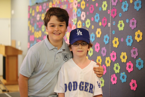 20160610 Kindergarten Fashion Show (with 5th Grade Buddies)