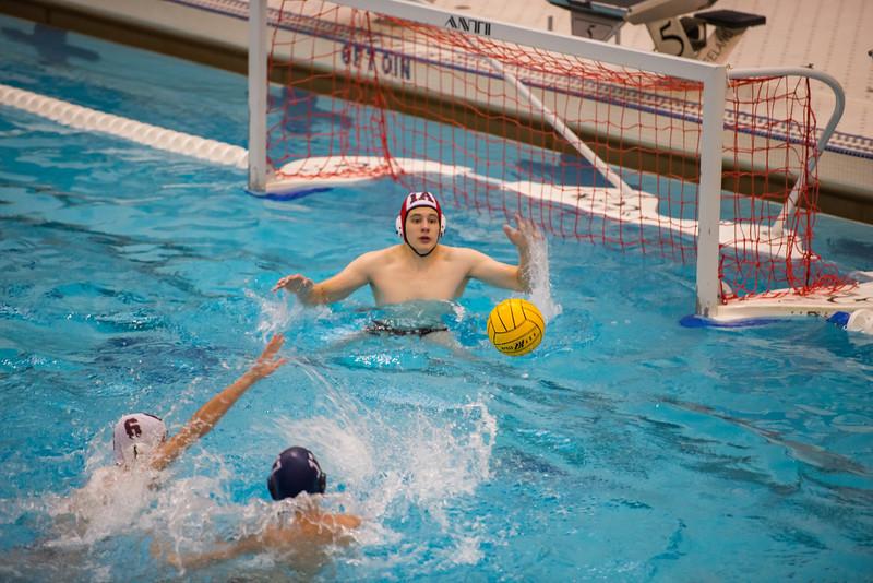 2014 JV Water Polo - Zeeland