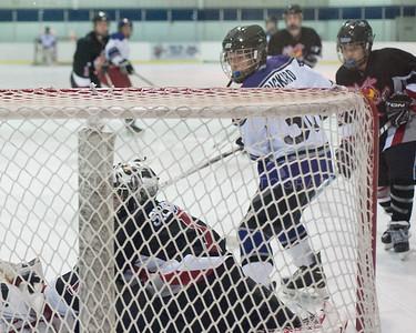 Chantilly Chargers Ice Hockey v Herndon/West Springfield, Friday, January 11, 2013