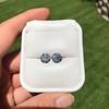 4.08ctw Old European Cut Diamond Pair, GIA I VS2, I SI1 67