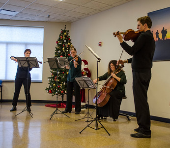 Taconic Chamber Players at the Vermont Veterans' Home 010219