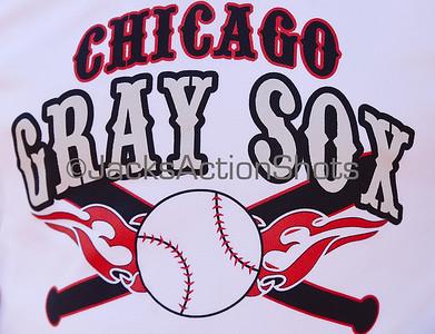 Chicago Gray Sox vs Post 8