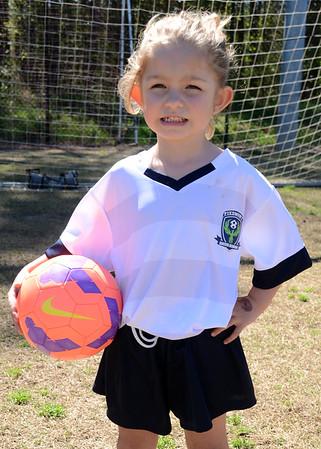 Hester Soccer Spring 2017