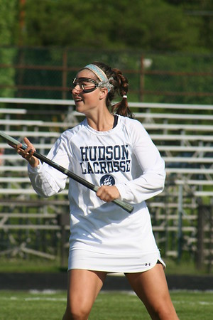 Hudson Girls Lacrosse-Playoffs vs Mentor
