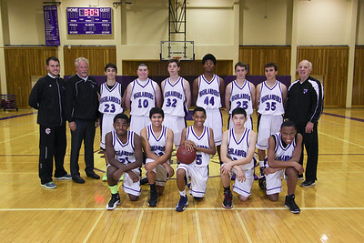 PHS JV Basketball, 2013