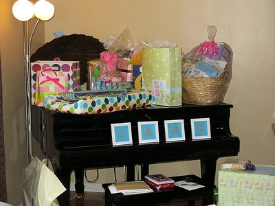 Janes Baby Shower