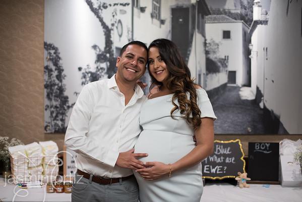 Karen & Adam's Baby Shower