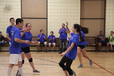 Youth Ministry Volleyball