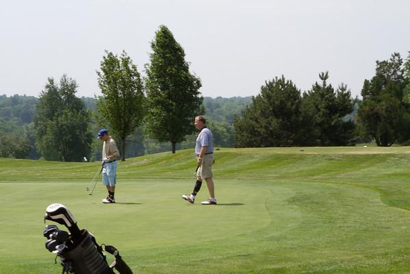 Delta Chi Alumni Golf Tournament 2011
