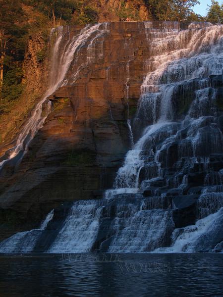 Ithaca Falls, Ithaca NY