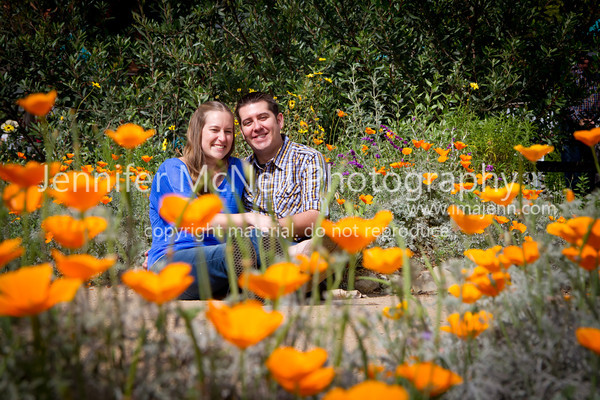 Laura and James' Engagement Session