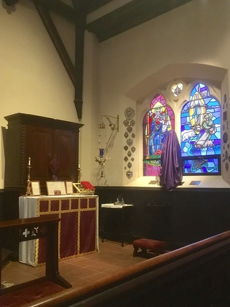 All Saints Altar