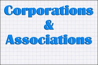 Corporate & Associations