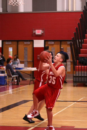 Boys 8A Basketball - 2010-2011 - 12/15/2010 Fruitport