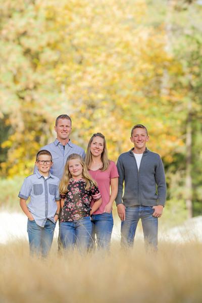 White Family 2018