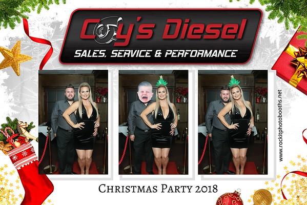 Coy's Diesel Christmas 12.22.2018