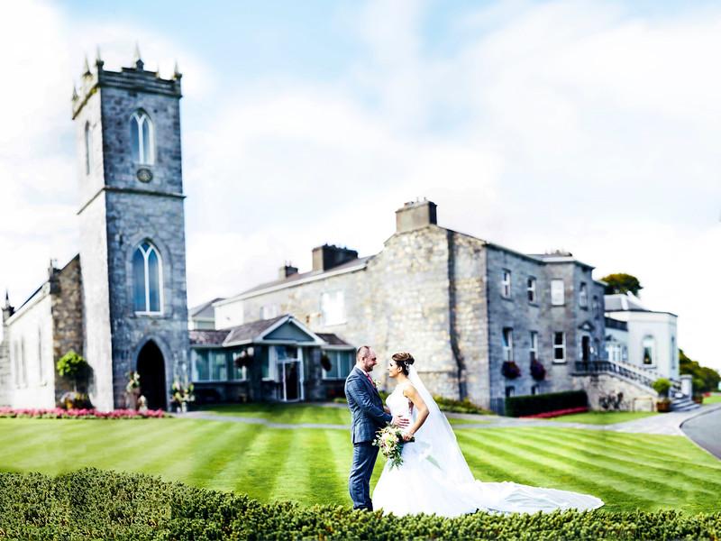 Claudia & Eoghain Wedding