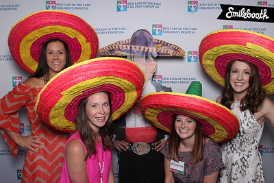 Our Lady of the Lake Children's Hospital Fiesta 2016